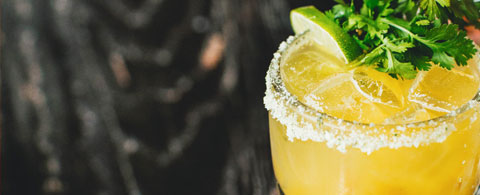 HALF-PRICE BUILD YOUR OWN MARGARITA